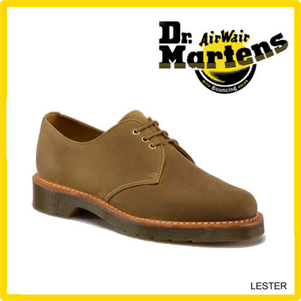 Dr Martens ドレスシューズ・革靴・ビジネスシューズ (最短翌日着)Dr.Martens LESTER LACE SHOE
