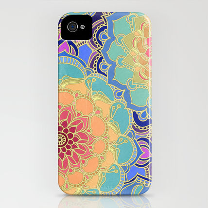 Society6 iPhone・スマホケース Society6 Obsession by Micklyn(3)