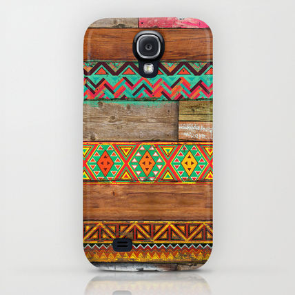 Society6 iPhone・スマホケース Society6 Indian Wood by Maximilian San(5)