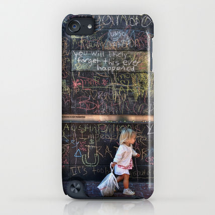 Society6 iPhone・スマホケース Society6 Taking my Chalk and Going Home by Anthony M. Davis(4)