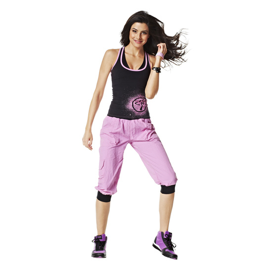 ☆ZUMBA・ズンバ☆Outta-My-Space Racerback BK