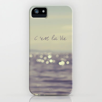 Society6 iPhone・スマホケース Society6 C'est la Vie by Christine Hall