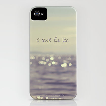 Society6 iPhone・スマホケース Society6 C'est la Vie by Christine Hall(3)
