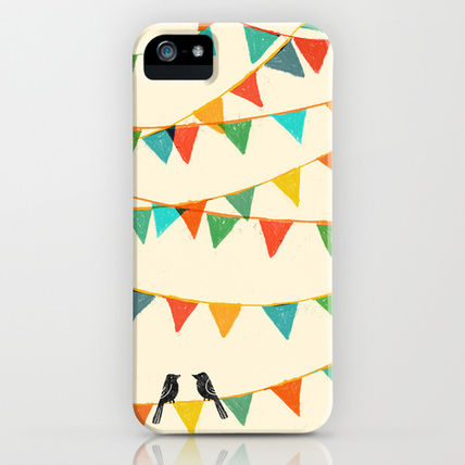 Society6 iPhone・スマホケース Society6 Carnival is coming to town by Budi Satria Kwan