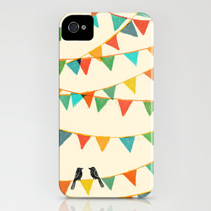 Society6 iPhone・スマホケース Society6 Carnival is coming to town by Budi Satria Kwan(3)