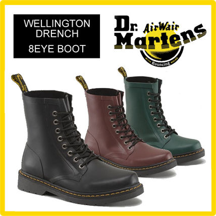 (最短翌日着)Dr.Martens WELLINGTON DRENCH 8EYE BOOT