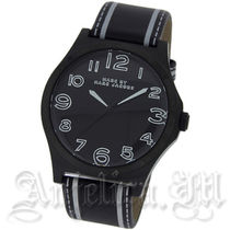 ★人気商品★Marc by Marc Jacobs Henry Black Trompe Watch