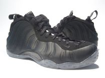 NIKE FOAMPOSITE STEALTH BLACK ポジット ブラック