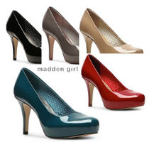 Sale★【Madden Girl by Steve Madden】★Getta Patent Pump