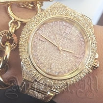 ★新作★Michael Kors MK5720 'Camille' Crystal Bracelet Watch