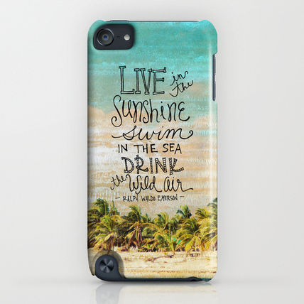 Society6 iPhone・スマホケース Society6 Live In The Sunshine - Photo Inspiration(4)
