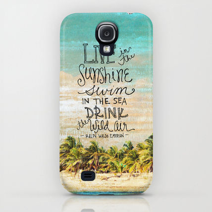 Society6 iPhone・スマホケース Society6 Live In The Sunshine - Photo Inspiration(5)