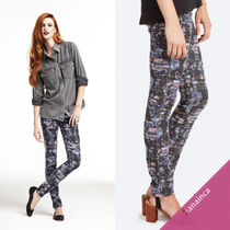 NEW 在庫所持★即納・関税負担★The Ankle Skinny Etched Floral