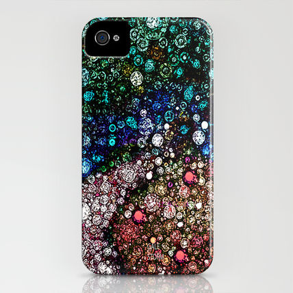 Society6 iPhone・スマホケース Society6 Tell It To The Volcano by GaleStorm Artworks(3)