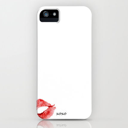 Society6 iPhone・スマホケース Society6 xoxo by Bombshell