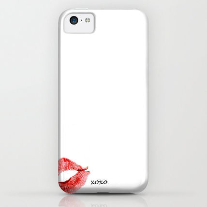 Society6 iPhone・スマホケース Society6 xoxo by Bombshell(3)