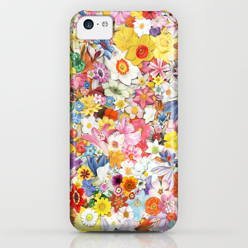 Society6 Flowers.2 by Ben Giles