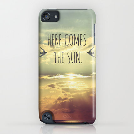 Society6 iPhone・スマホケース Society6 Here Comes The Sun by Sabine Doberer(4)
