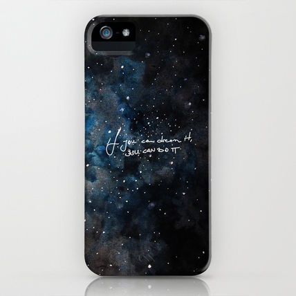 Society6 iPhone・スマホケース Society6 You can do it by Betul Donmez