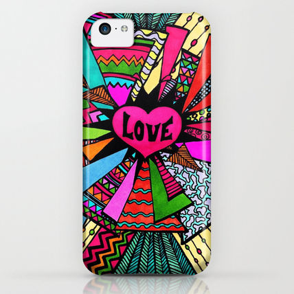 Society6 iPhone・スマホケース Society6 Power of Love...2 by Lisa Argyropoulos(3)