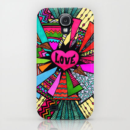 Society6 iPhone・スマホケース Society6 Power of Love...2 by Lisa Argyropoulos(5)