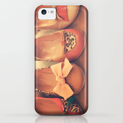 Society6 iPhone・スマホケース Society6 Vintage Shoes and Heels by Andrea Caroline(3)