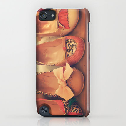 Society6 iPhone・スマホケース Society6 Vintage Shoes and Heels by Andrea Caroline(4)