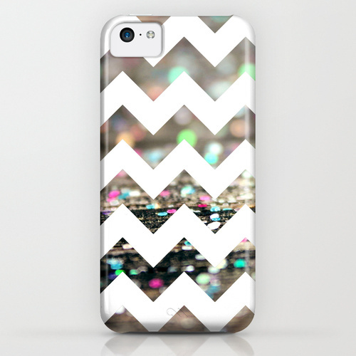 Society6 Afterparty Chevron by Beth - Paper Angels Photograp