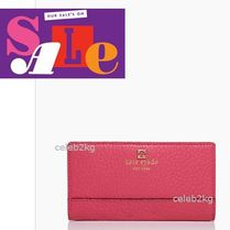 関税込 確保済! Kate spade SOUTHPORT AVENUE STACY 長財布
