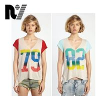 [Rebel Yell]79/82 BOYFRIEND TIE TEEボーイフレンドTシャツ
