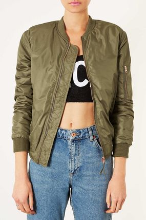 Topshop☆Airforce MA1 Bomber