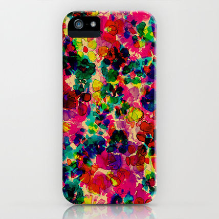 Society6 スマホケース・テックアクセサリー Society6 Floral Explosion by Amy Sia