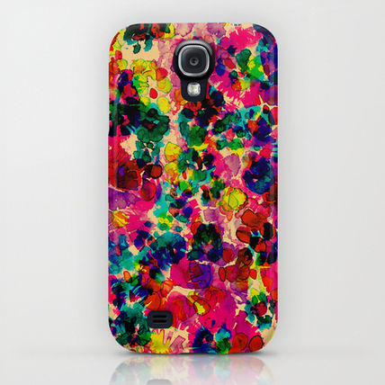 Society6 スマホケース・テックアクセサリー Society6 Floral Explosion by Amy Sia(5)