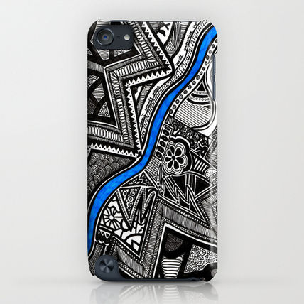 Society6 iPhone・スマホケース Society6 Flow by Creative Chaos(4)