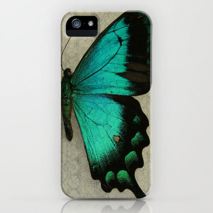 Society6 iPhone・スマホケース Society6 Papillon by KunstFabrik_StaticMovement Manu Jobst