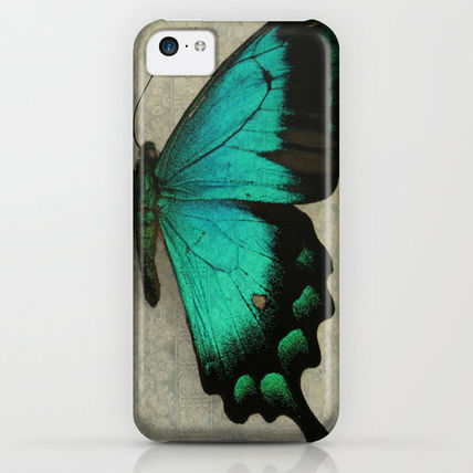 Society6 iPhone・スマホケース Society6 Papillon by KunstFabrik_StaticMovement Manu Jobst(3)