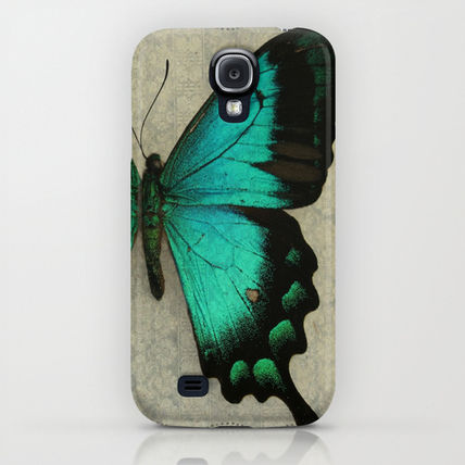 Society6 iPhone・スマホケース Society6 Papillon by KunstFabrik_StaticMovement Manu Jobst(5)