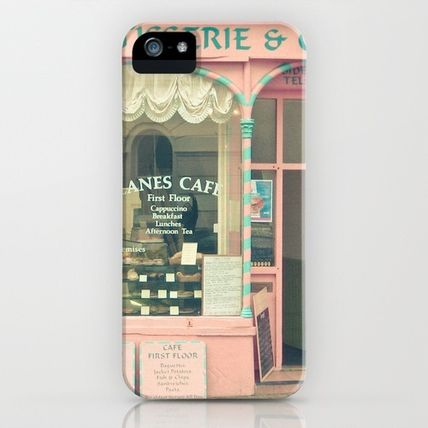 Society6 iPhone・スマホケース Society6 Sweet Cafe by Cassia Beck