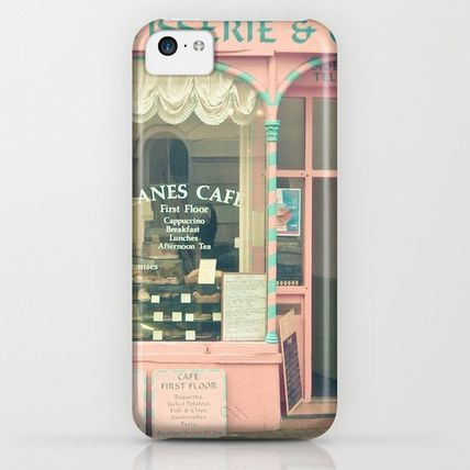Society6 iPhone・スマホケース Society6 Sweet Cafe by Cassia Beck(3)