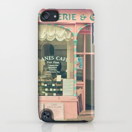 Society6 iPhone・スマホケース Society6 Sweet Cafe by Cassia Beck(4)