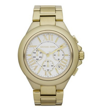 大人気☆ Michael Kors - Women's Camille Gold Watch