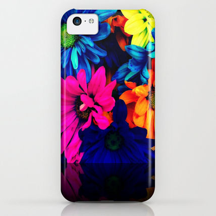 Society6 iPhone・スマホケース Society6 Neon Daisies by Tyler Chanel Photography(3)