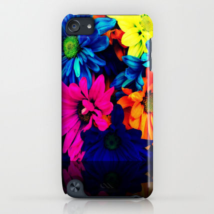 Society6 iPhone・スマホケース Society6 Neon Daisies by Tyler Chanel Photography(4)