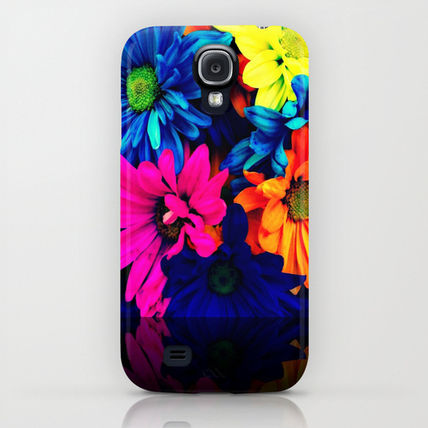 Society6 iPhone・スマホケース Society6 Neon Daisies by Tyler Chanel Photography(5)