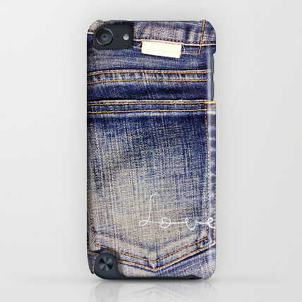 Society6 iPhone・スマホケース Society6 I love jeans 2 by M366(4)