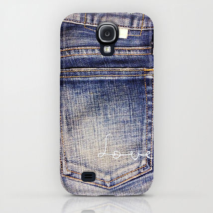Society6 iPhone・スマホケース Society6 I love jeans 2 by M366(5)