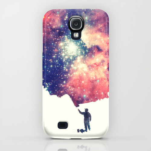 Society6 Painting the universe