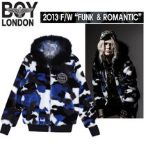 BOY LONDON(ボーイロンドン) ダウンジャケット・コート BOYLONDON[ボーイロンドン】★新作★outer