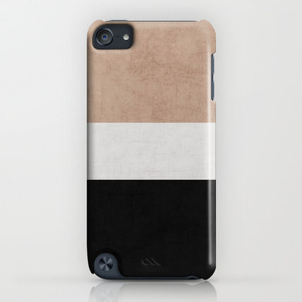Society6 iPhone・スマホケース Society6 classic - natural, cream and black by Her Art(4)