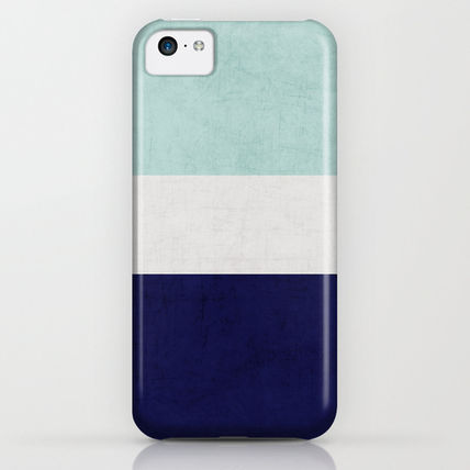 Society6 iPhone・スマホケース Society6 ocean classic by Her Art